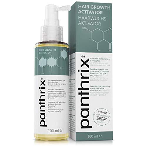 Panthrix - Haarwuchsmittel | Neu | Preisgekrönter Wirkstoff | MADE IN GERMANY | 2 Monats-Vorrat - hochdosiert | Schnelles Wachsen der Haare | Für Männer & Frauen | 100% GELD-ZURÜCK-GARANTIE