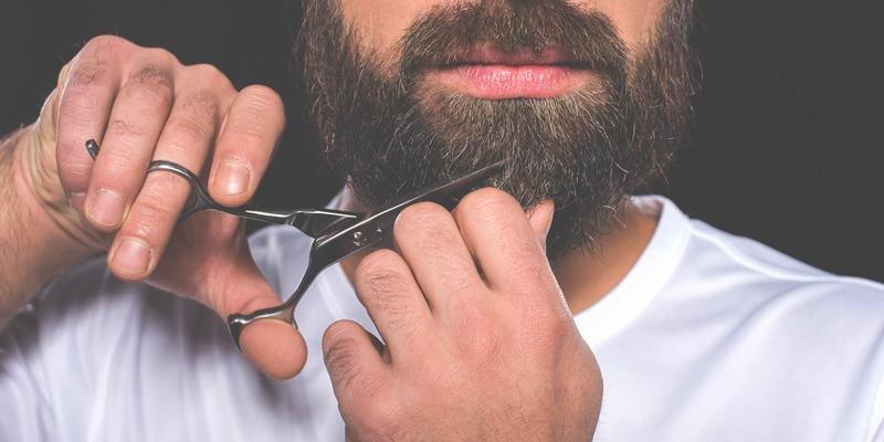 So trimmst du deinen Bart