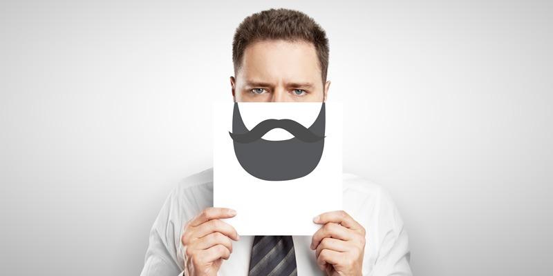 Bart und Beruf