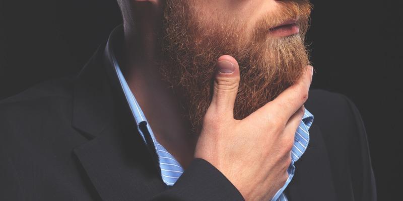 So bekämpfst du das Jucken deines Barts