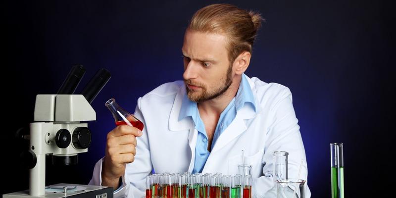 Die Kunst der Gesichtsbehaarung oder Die Wissenschaft hinter dem Bart