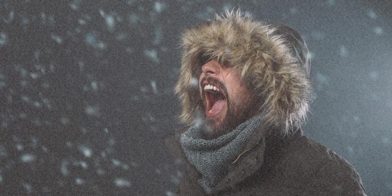Winterpflege: So machst du deinen Bart winterfest