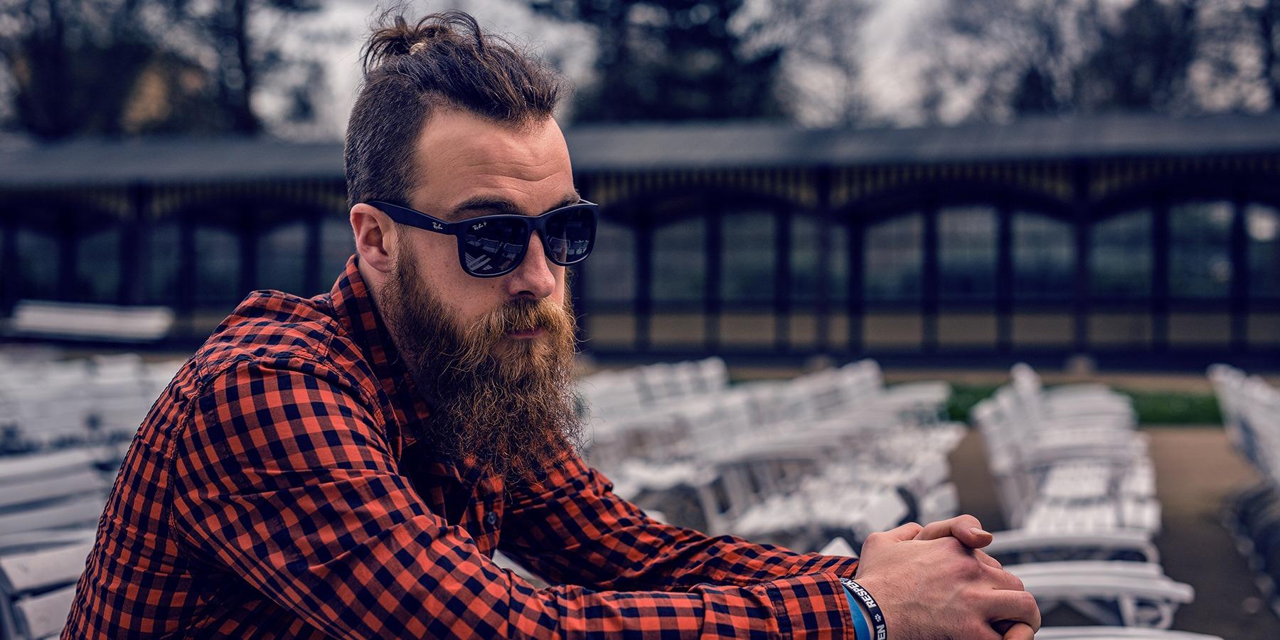 Wie du einen wilden Bart zähmen kannst