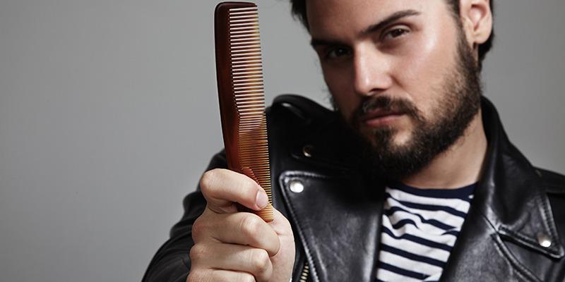 Warum du deinen Bart täglich kämmen solltest