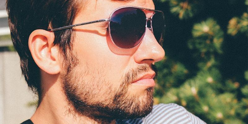 Was du gegen kahle Stellen im Bart tun kannst